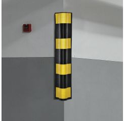 HEAVY DUTY RUBBER CORNER GUARD