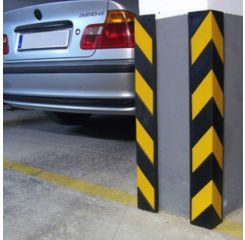RUBBER CORNER GUARD